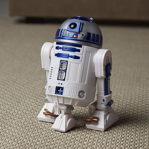 star wars smart r2-d2 interactivo bluetooth hasbro android