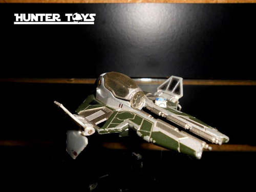 star wars, starfighter, mini, nave de metal, tel.35846340