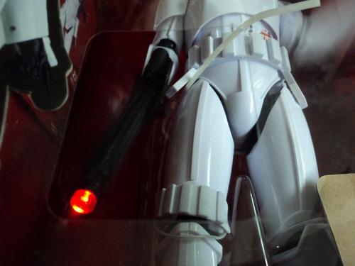 star wars stormtrooper animatrónico interactivo 2015