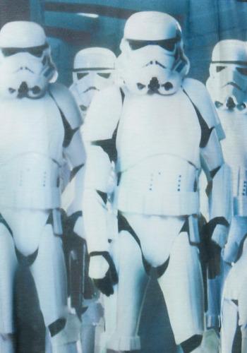 star wars stormtrooper mighty fine tank top sin mangas xl