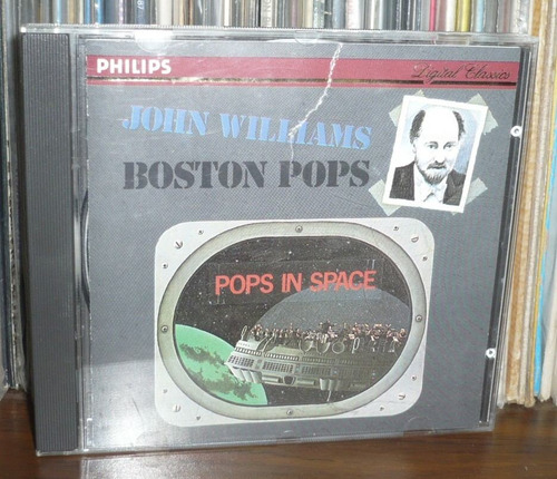 star wars superman cd pops in space john williams