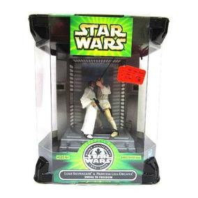 Star Wars Swing To Freedom Luke Leia 1977 2002 Silver!