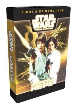 star wars tcg juego de cartas new hope entrega inmediata
