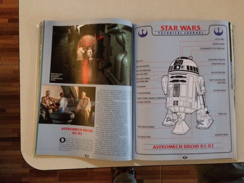star wars technical journal