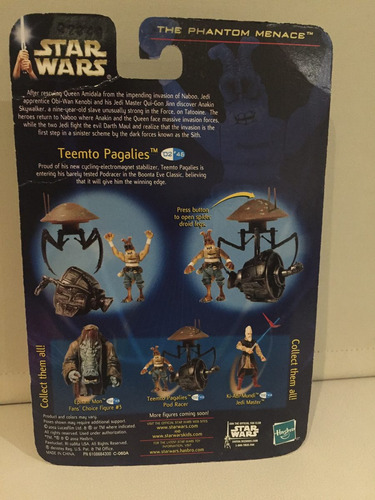 star wars teemto pagalies the phantom menace