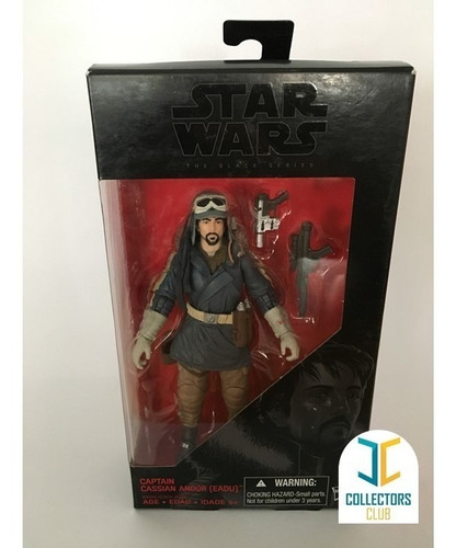 star wars - the black series 23 - captain cassian andor 6''