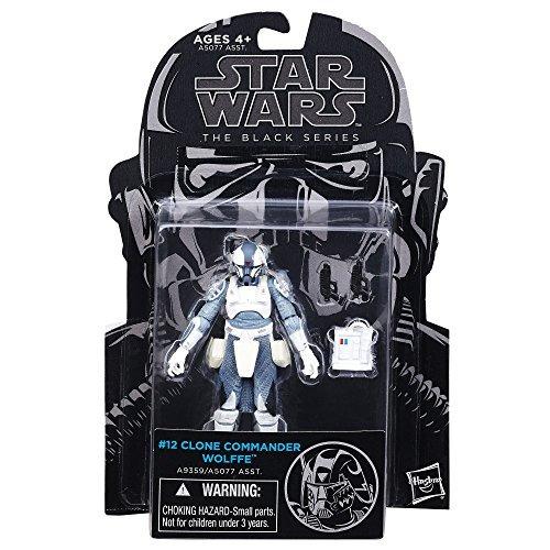 star wars the black series clone commander wolffe figura de