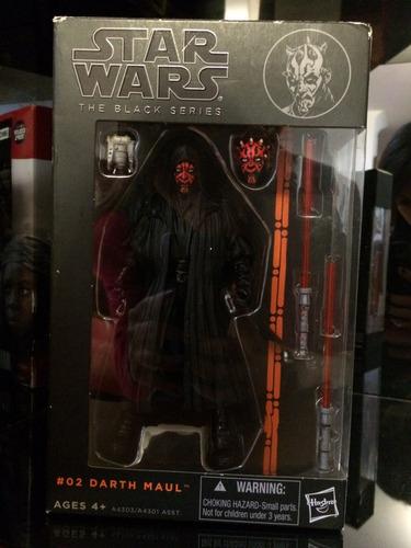 star wars the black series: darth maul