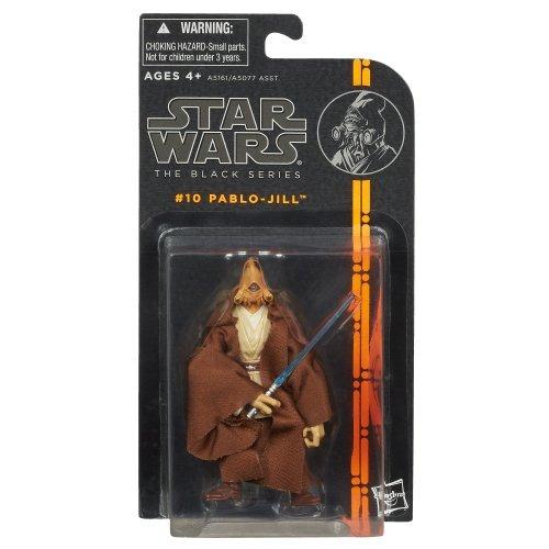 star wars the black series pablo-jill figura 3.75 pulgadas