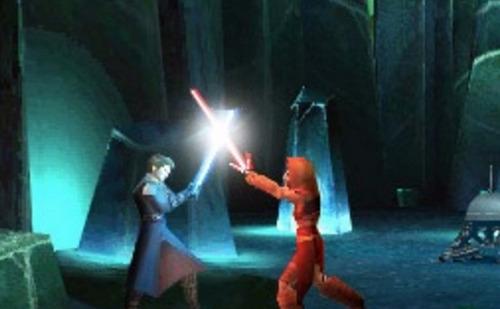 star wars the clone wars: jedi alliance nintendo ds