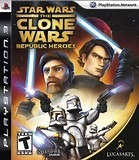 star wars the clone wars republic heroes ps3 usado original