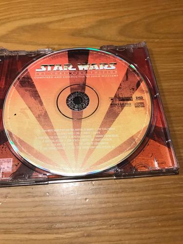 star wars the corellian edition cd john williams