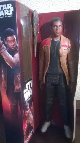 star wars the force awakens 30cm - finn - disney hasbro