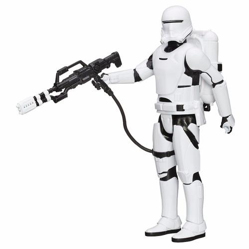 star wars the force awakens 30cm flametropper disney hasbro