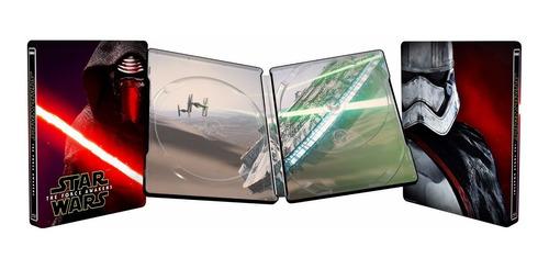 star wars - the force awakens blu ray dvd digital collectors