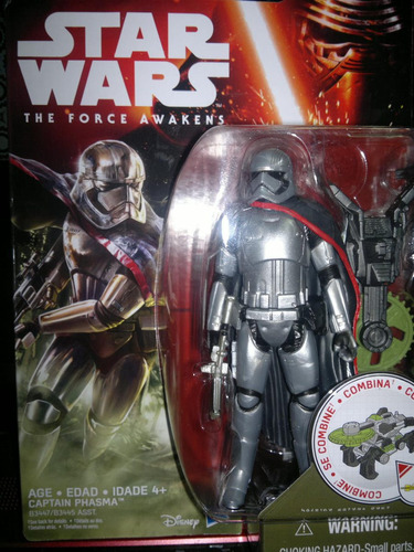 star wars the force awakens captain phasma 3 3/4