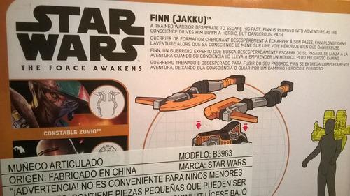 star wars the force awakens - finn - hasbro disney