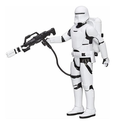 star wars the force awakens flametrooper - 30cm hasbro