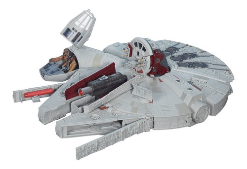 star wars - the force awakens - millenium falcon - knowhere