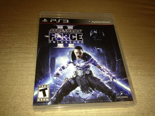 star wars the force unleashed 2 español ps3 delivery