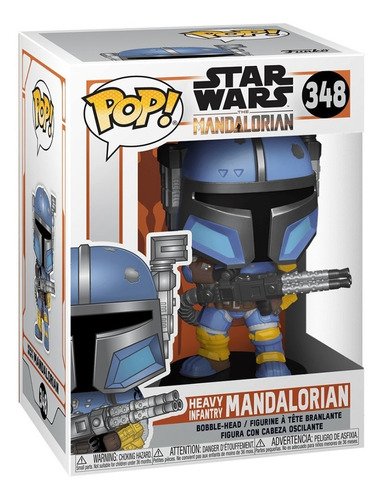 star wars the mandalorian funko pop original
