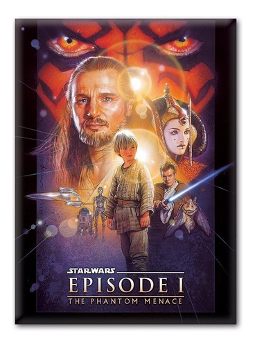 star wars the phantom menace - ima decorativo  bonellihq f19