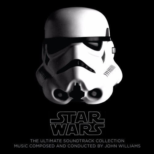 star wars the ultimate collection soundtrack 10 cd + dvd