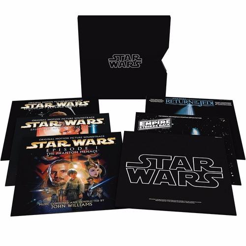 star wars the ultimate collection soundtrack 11 vinil lp