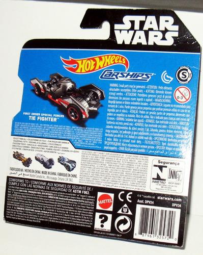 star wars tie fighter - 1/64 hot wheels