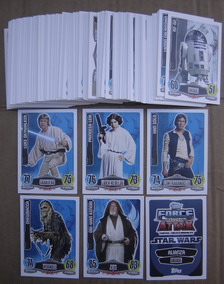 Topps-Star Wars-despertar el poder-sticker 133