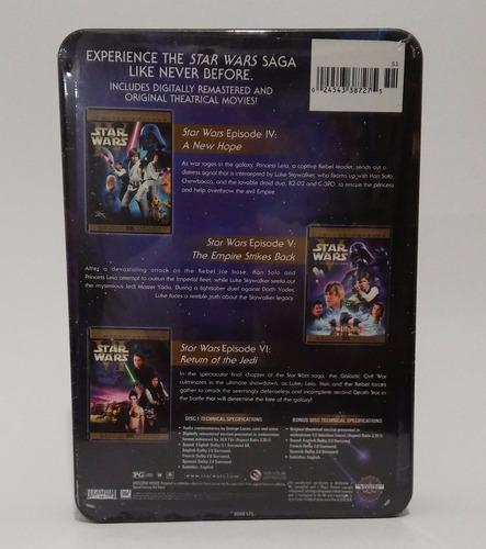 star wars trilogy: limited ed. by 20th century dvd region 1