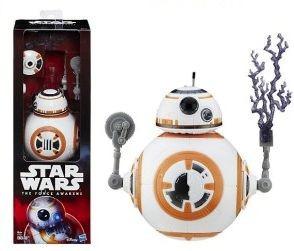 star wars vii - muñeco bb-8 original hasbro - fair play toys