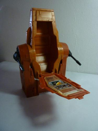 star wars vintage kenner ast-5 mini-rig barco vehículo 1983