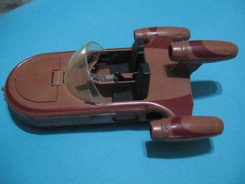 star wars vintage land speeder vehículo completo 1978 landsp