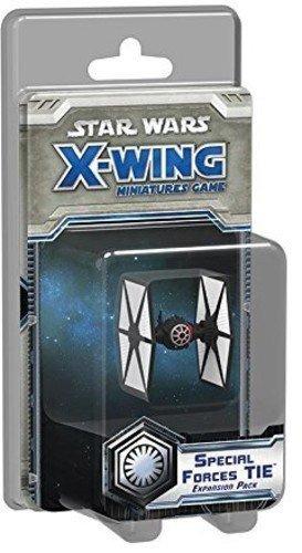 star wars x-wing: paquete de expansión de corbata de las f