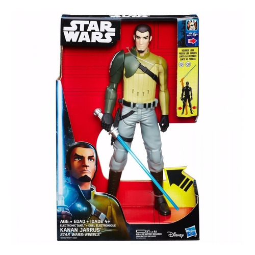 star wars x2 und rebels kanan jarrus duelo darth vader b7077