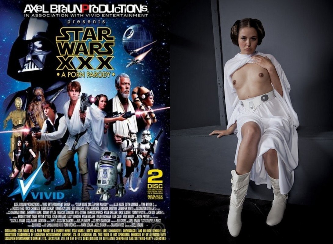 Star Wars Xxx Porno Pelicula Amateur Vader Skywalker -8412