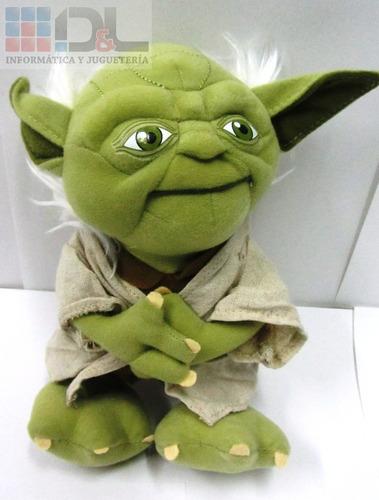 star wars yoda muñeco peluche regalo navidad envío