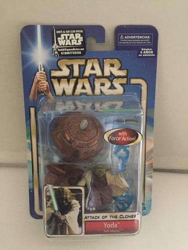 star wars yoda the jedi master attack of the clones