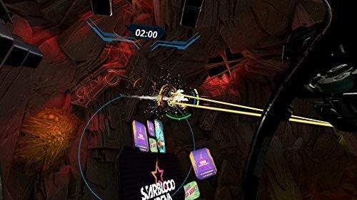starblood arena  playstation vr