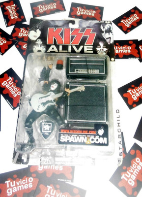 starchild kiss alive spawn.com