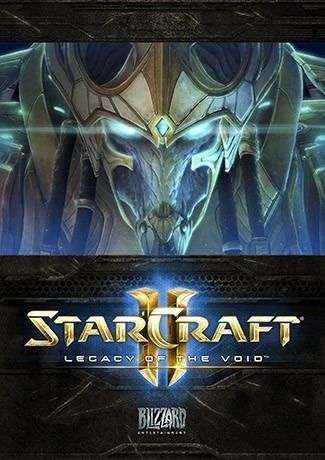 starcraft 2 legacy of the void - battlenet pc