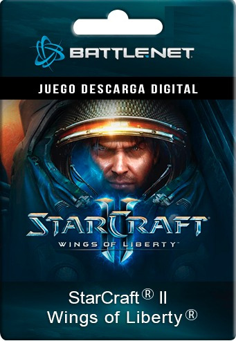 starcraft 2 wings of liberty - battlenet pc