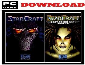 Starcraft + Broodwar Pc