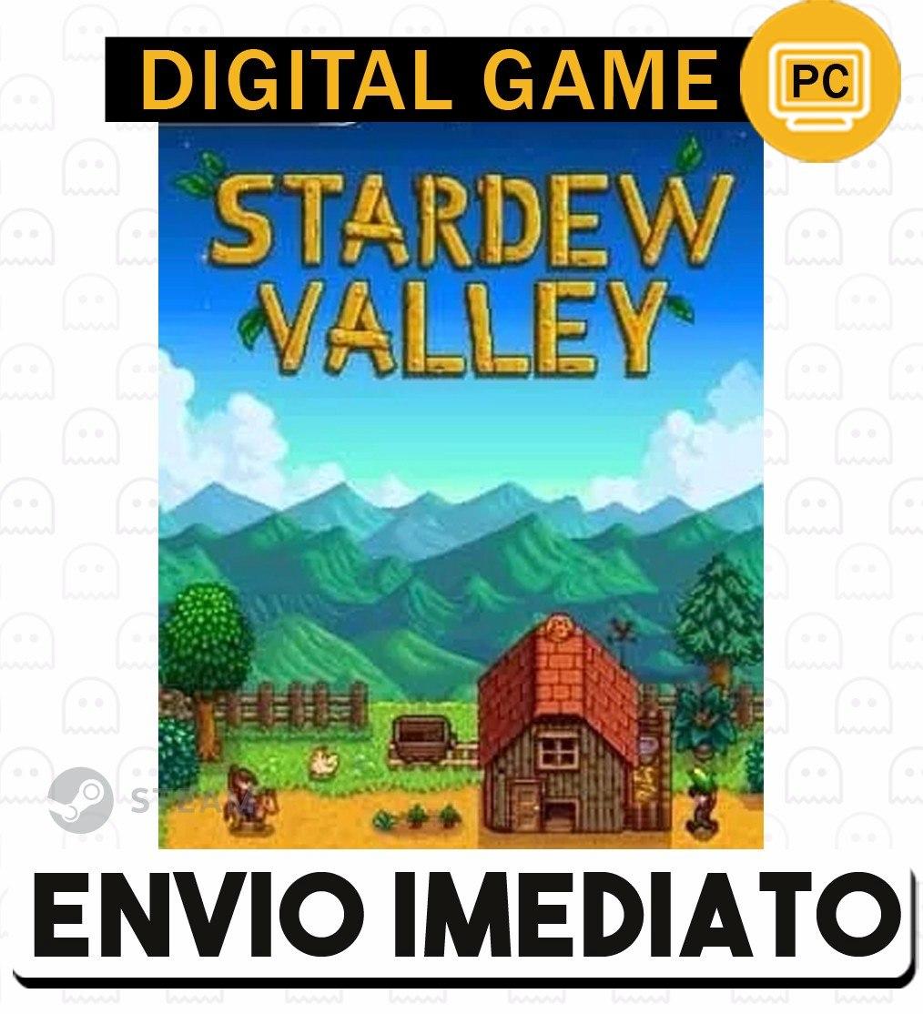 Stardew Valley Steam Cd-key Pc Envio Imediato