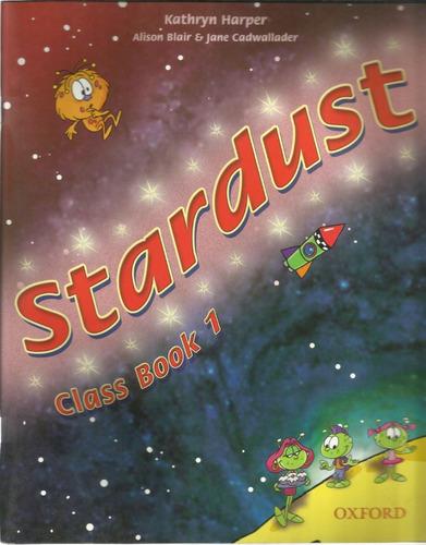 stardust class book 1 nuevo envíos oferta
