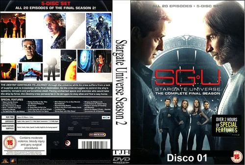 stargate universe 2 temporada dublado