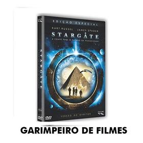 Stargate Versão Do Diretor Dvd Original Lacrado Kurt Russel
