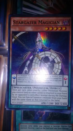 stargazer magician super rare