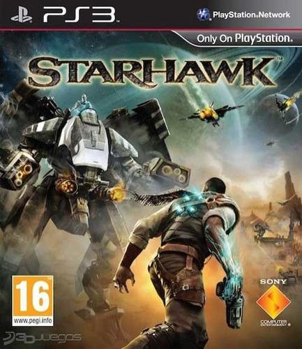 starhawk ps3 acepto cambios gxa